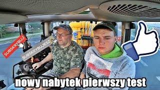 [Vlog #38] Rzepak 2018 ☆ Opryskiwacz Biardzki Test ☆ Oprysk na Chwasty ☆  Colzor Trio