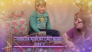 ROBLOX CHRISTMAS ADVENT CALENDAR VOLGMAS TAG 7