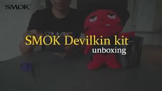 SMOK Devilkin 225W TC Kit with TFV12 Prince Tank Video