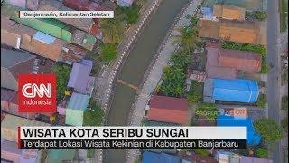 Serunya Berwisata ke Kota Seribu Sungai Banjarmasin