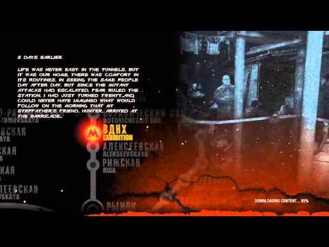 Metro 2033 Redux new game |