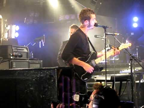 Editors - Fingers In The Factories - Fabric 16/9/2009