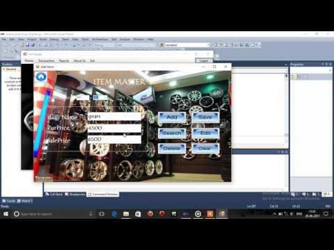 best shop  management project in vb.net