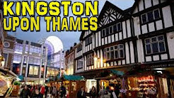 Kingston Upon Thames - England 4K