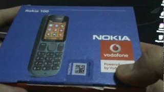 Nokia 100 - Unboxing & Review [Limba Romana]