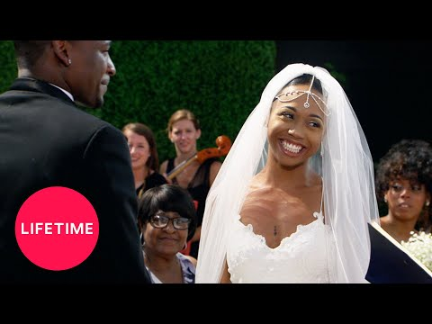 Married at First Sight: Shawniece and Jephte Are Married (Season 6, Episode 2) | Lifetime