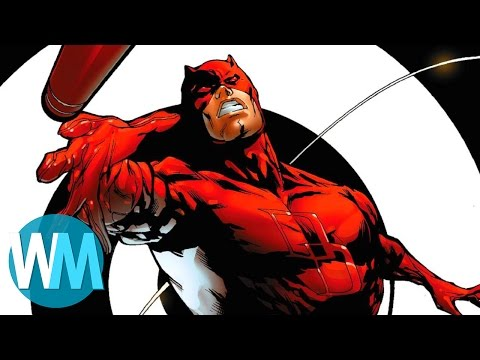 Top 10 Daredevil Facts