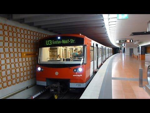 U3 Friedrich-Ebert-Platz (U-Bahn Nürnberg)