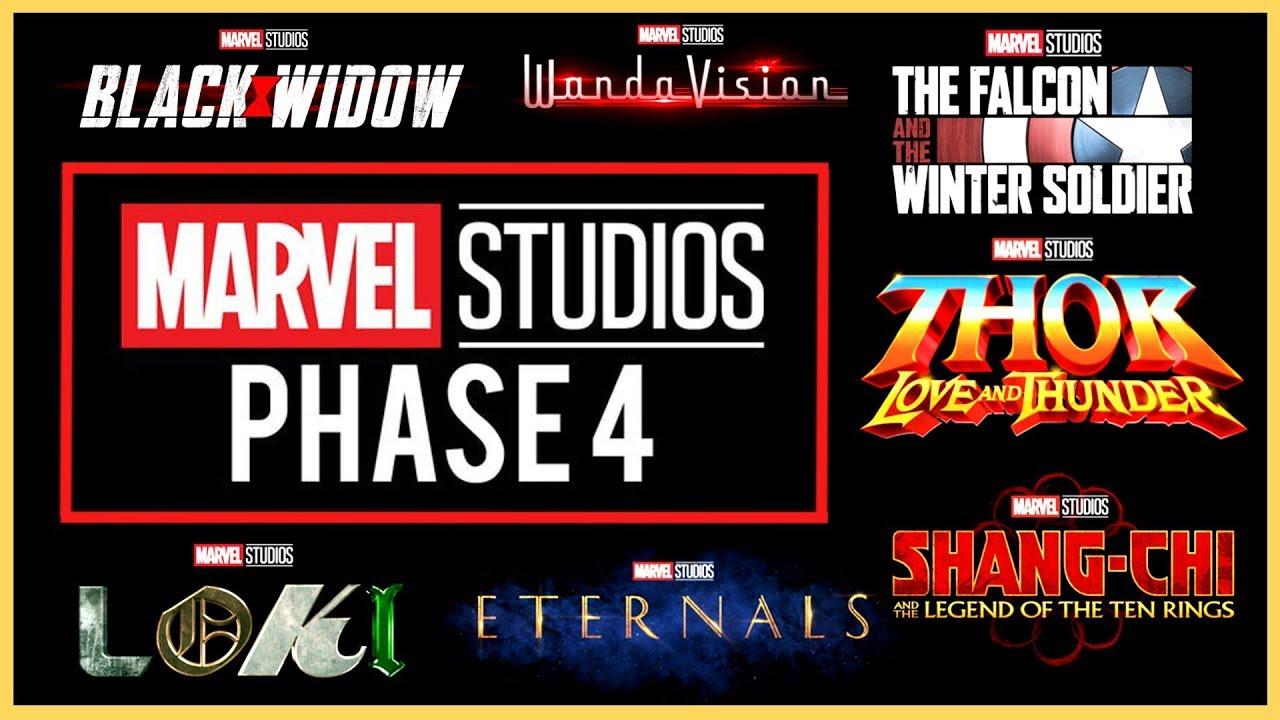Marvel Films 2021