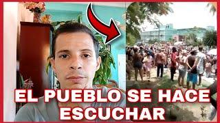 AUNQUE LO QUIERAN NEGAR CUBA ESTÁ DESPIERTA! ?MIREN AQUÍ LO QUE AH LOGRADO EL PUEBLO UNIDO??