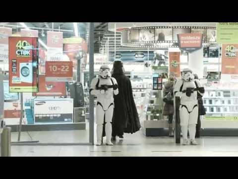 Stormtroopers STAR WARS Funny Video