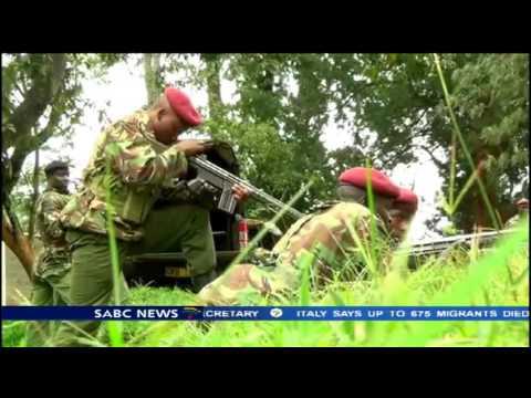 Suspected Al Shabab group's recruiter kills five Kenyan police