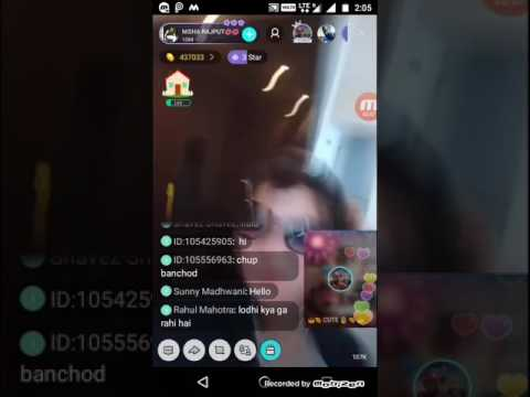 Live sex video