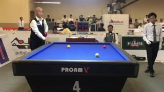 Nguyễn Trần Thanh Tự vs Đỗ Nguyễn Trung Hậu, Cup Billiards 3 băng Quốc tế Bình Dương 2017, PHẦN 1