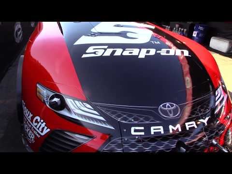 CRUZ PEDREGON INKS MULTI-YEAR RENEWAL WITH SNAP-ON