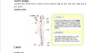 [과외/수업/강의] 한의학 개론32: 경락5