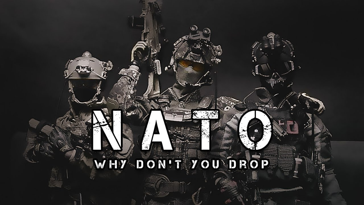 """NATO Special Forces -""""Why Don't You Drop"""" (2020)"""