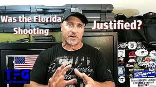 Was the Florida (Stand Your Ground) Shooting Justified? - TheFireArmGuy