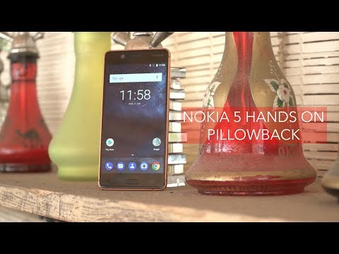 Nokia 5 Hands On - Rs 12,899 - Pillowback