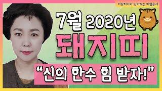 [보리암] 2020년 경자년 돼지띠 7월 운세 (26세,38세,50세,62세,74세 운세) 돼지띠 7월 총운…