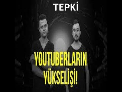 YOUTUBERLARIN YÜKSELİŞİ Halil Söyletmez feat. Burak Güngör/TEPKİ-DEĞERLENDİRME
