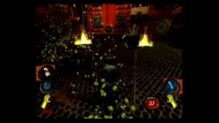 MDK2 Armageddon PlayStation 2 Gameplay_2000_12_12_5