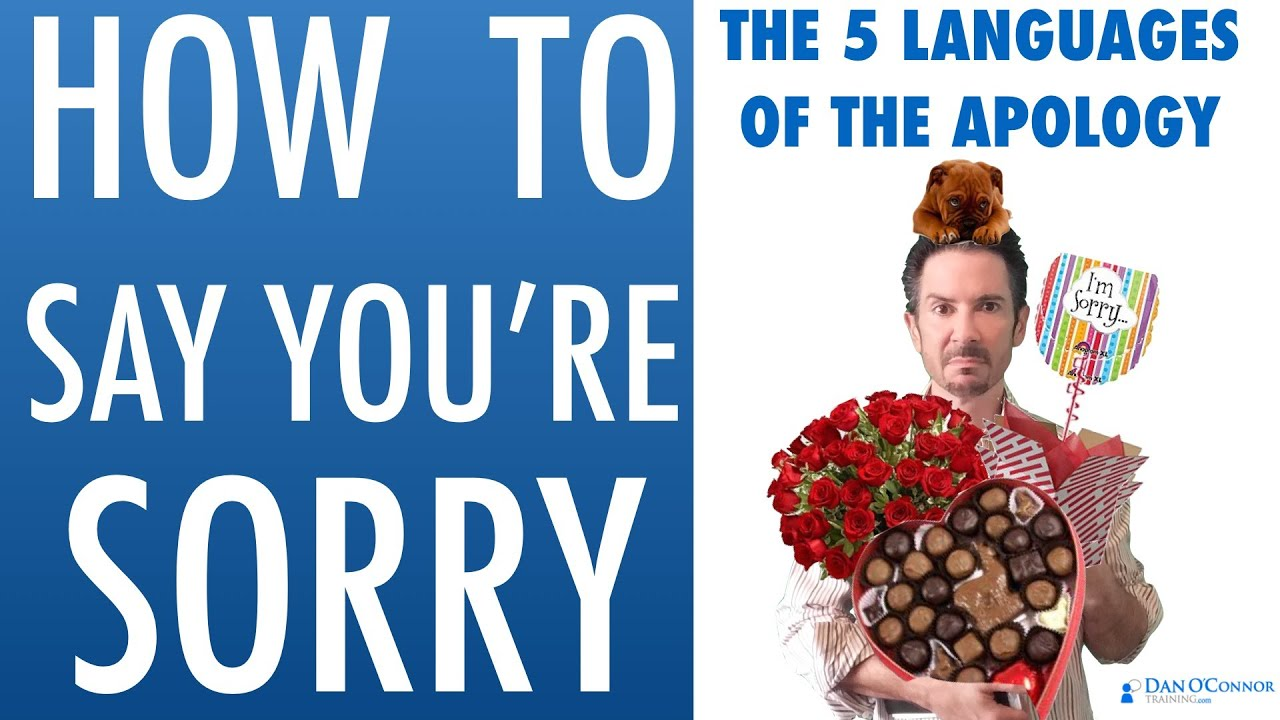 How To Say I'm Sorry  How To Say You're Sorry  How To Apologize  How To  Apologize To A Girlfriend