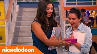 Грозная семейка | Снова в школу - часть 2 | Nickelodeon Россия смотреть онлайн в хорошем качестве бесплатно - VIDEOOO