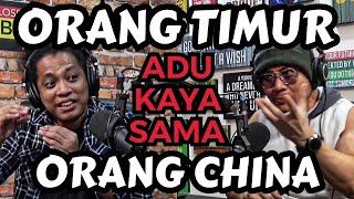 Download lagu ORANG MISKIN DI CINA BLOM TENTU CINA🤣 (ARIE KRITING)