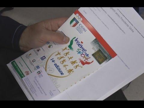 """Napoli - """"Insieme nello Sport"""", olimpiade campana dei disabili (20.09.16)"""
