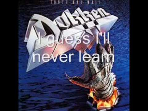 Dokken The Hunter Lyrics