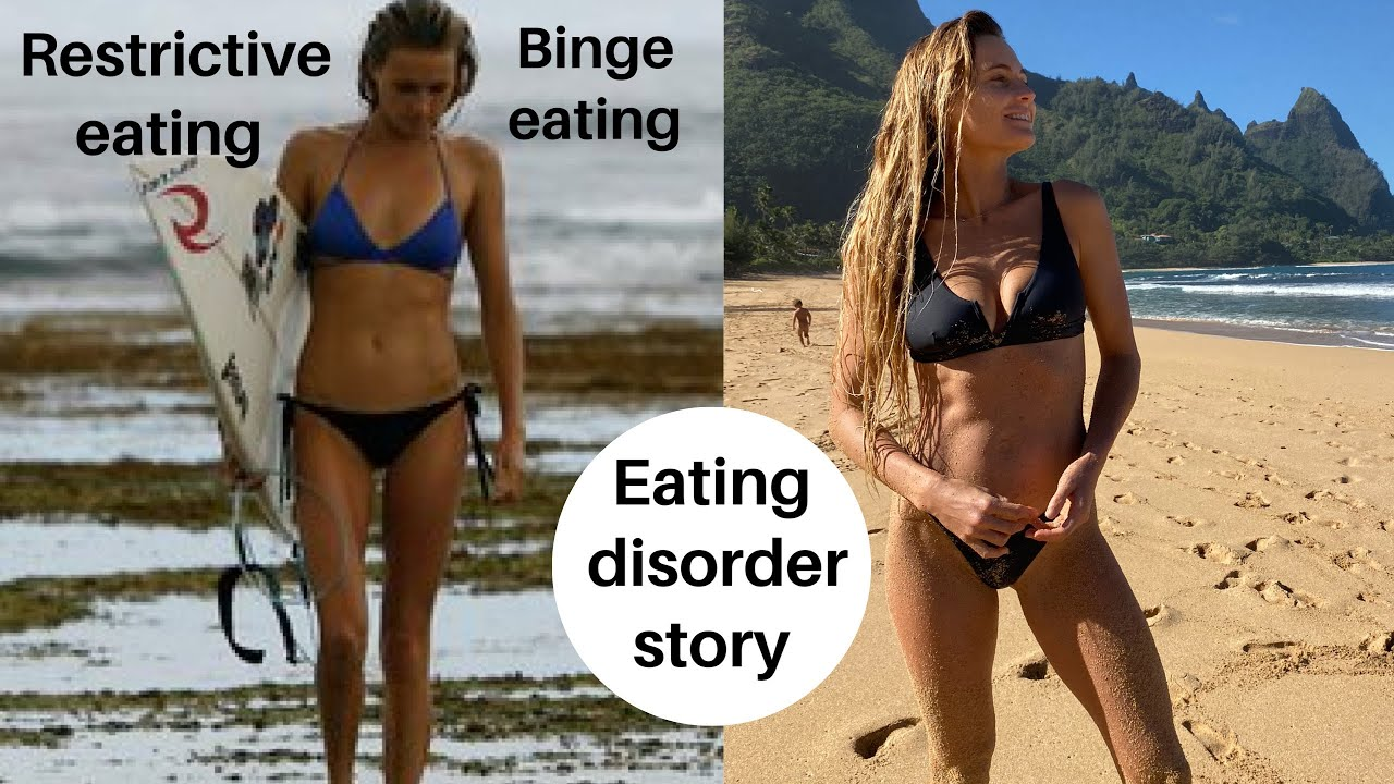 My Eating Disorder story as a Pro Athlete | What I did to Overcome it |