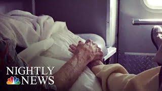 Ambulances Scramble To Evacuate Sick And Elderly Before Hurricane Florence Hits   NBC Nightly News