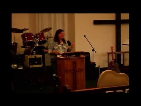 Sunday Evening Service 9-27-15 - Sis. Cheryl Miller