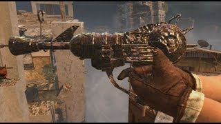 """""""Stairway to Heaven"""" - Die Rise Escalator Challenge w ThatGuyWhoCamps - Black Ops 2 Zombies"""