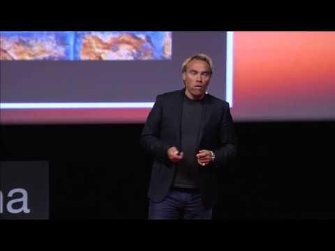 Johan Ernst Nilson at TEDxKiruna