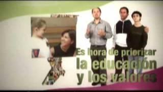 Spot Partido Democrata Cristiano 2011 Web