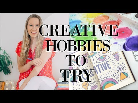 CREATIVE HOBBIES FOR GIRL BOSSES!