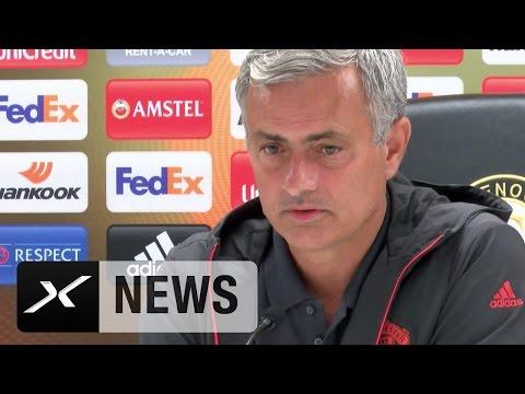 Jose Mourinho: Wayne Rooney braucht eine Pause | Manchester United | Europa League