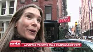 UNE JEUNE FRANCAISE LANCE SA GRIFFE AUX ETATS-UNIS (FRANCE 2)