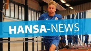 Die Hansa-News vor dem Landespokalspiel gegen Eldena