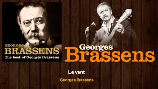Georges Brassens - Le vent
