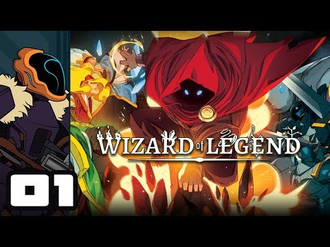 Let's Play Wizard of Legend - PC Gameplay Part 1 - Overwhelming Firepower
