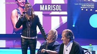 Yo soy del Sur |  Marisol Bizcocho canta a sus abuelos