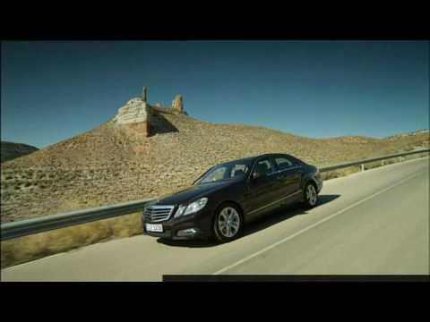 New Mercedes-Benz E-Class 2010