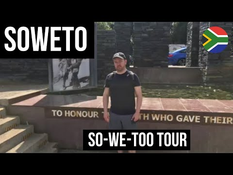 Travel Shorts: Soweto Tour - PlanetPatrick.net