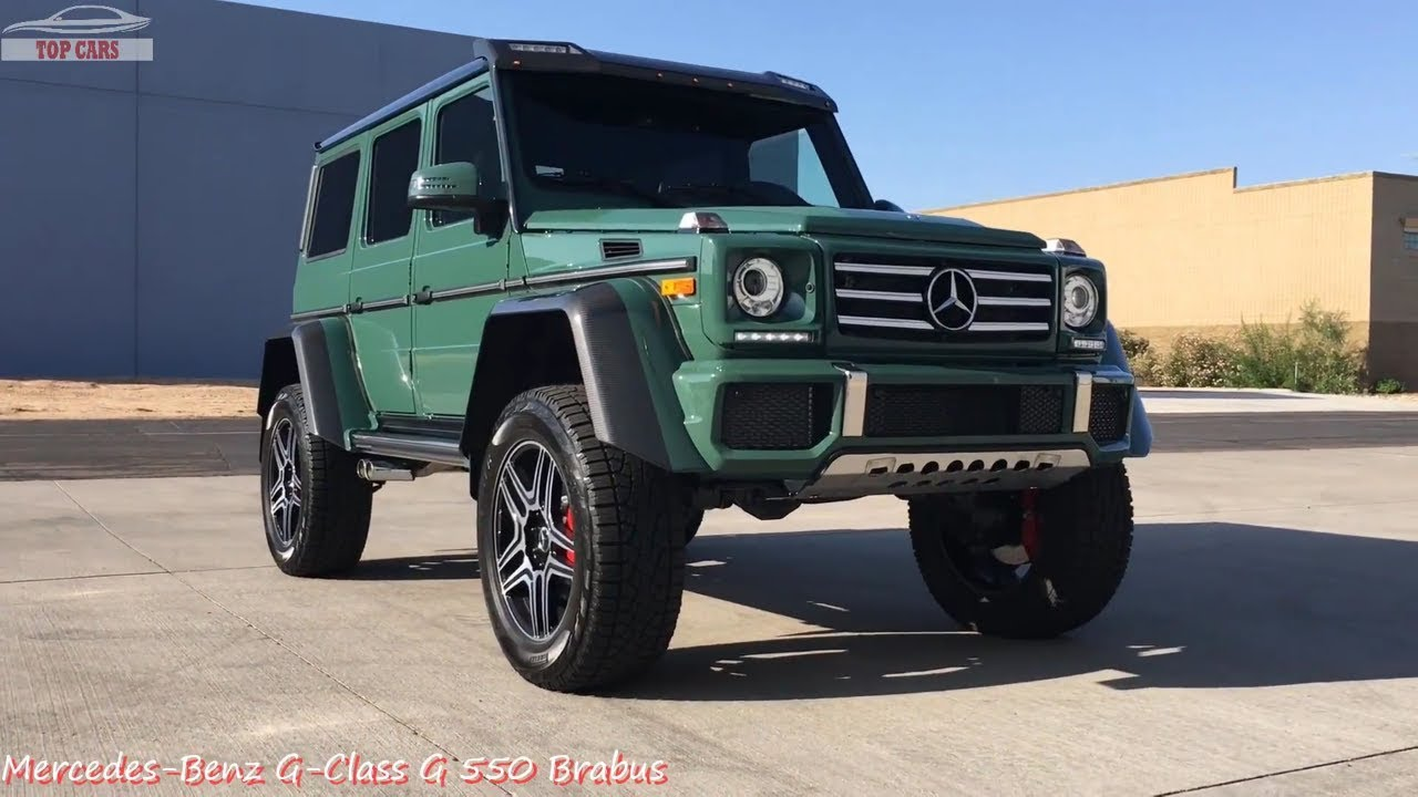 Top cars 2018 jeep wrangler rubicon vs mercedes benz g for Mercedes benz jeep g class