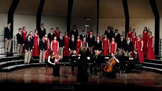 Longest Nights VI Returning - CCHS Meistersingers 2015-12-09