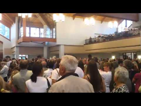 Grafton Piano & Organ, Allen Organ Q-370 installation Our lady of Guadalupe.mp4
