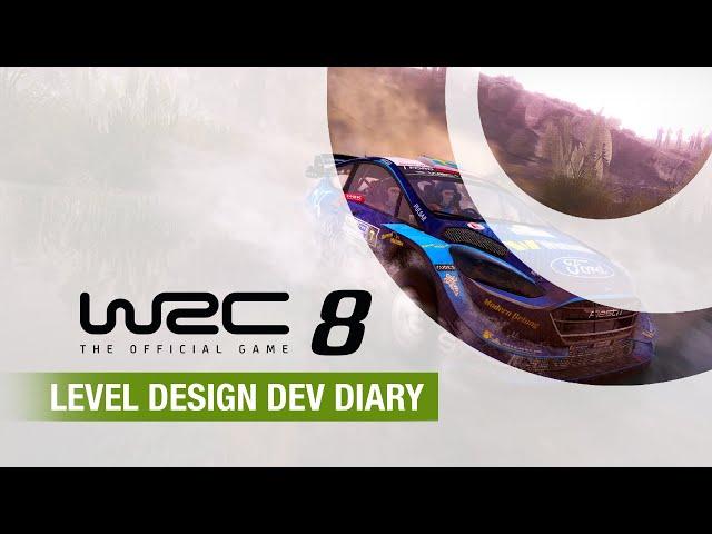 WRC 8 | Replicating Reality - Level Design Dev Diary